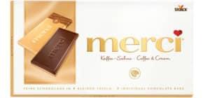 Schokolade KaffeeSahn 100g STORCK MERCI 140019 914269 Produktbild
