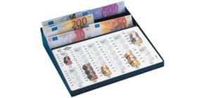 Münzzählbrett EURO sw/weiß WEDO 160 958049 Produktbild