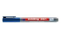 Boardmarker 1mm 361 blau EDDING 4-361003 Produktbild