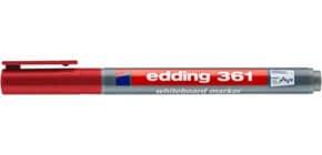 Boardmarker 1mm 361 rot EDDING 4-361002 Produktbild