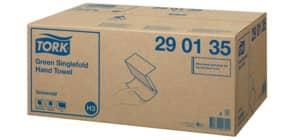 Falthandtuch 25x23 4000 Stück grün TORK 290135 für Classic Box Produktbild