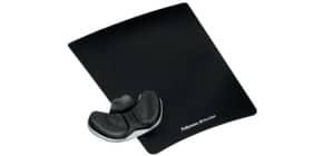 Handstütze schwarz FELLOWES FW9180301 Stoff Produktbild