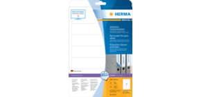 Rückenschild Movables weiß HERMA 10155 192x38mm Produktbild