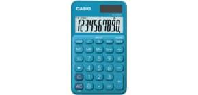 Taschenrechner 10-stellig blau CASIO SL-310UC-BU Produktbild