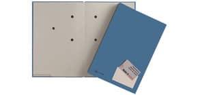 Unterschriftsmappe 20 tlg. blau PAGNA 24205 02 Color Pappe Produktbild