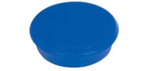 Magnet D24mm blau FRANKEN HM20 03 10 Stück Produktbild