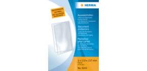 Ausweisklapphülle 110x157 trans. HERMA 5043 110x157 mm Produktbild