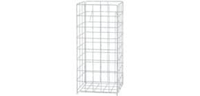 Abfallbehälter Gitter weiß TORK 229750 Produktbild