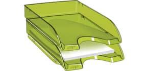Briefkorb A4 Happy bambugrün CEP 200 H 1002000731 Produktbild