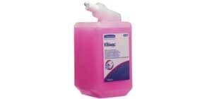 Waschlotion Kleenex parfümiert 1 Liter KIMBERLY-CLARK 6331 Normal pink Produktbild