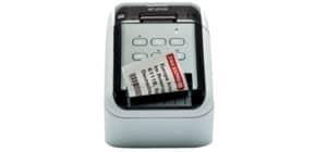 Etikettendrucker schwarz/weiß BROTHER QL810WZG1 Produktbild