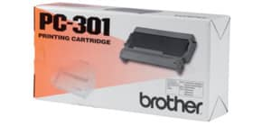 Thermotransferrolle BROTHER PC301 Produktbild