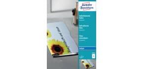 Inkjetfolie SK A4 50 Blatt ZWECKFORM 2501 0.14mm Produktbild
