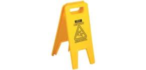 Warnschild 7577 gelb VILEDA 2029717 Rutschgef. Produktbild