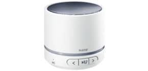 Lautsprecher WOW weiß/perlweiß LEITZ 6358-10-01 Mini Duo Colour Produktbild