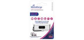 USB Stick 3,0 super speed MEDIA RANGE MR917 64Gb Produktbild
