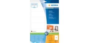 Super-Print Etikett 96,5x42,3 HERMA 8628   10Bl 120St Produktbild
