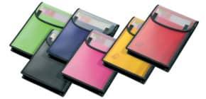 Heftbox Velobag A4 hoch sortiert VELOFLEX 1442402 Produktbild