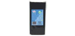 Trinkhalm Papier 50ST schwarz DECOR SERVICE D25156 250mm x8mm Produktbild
