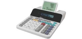 Tischrechner 12-stellig grau SHARP SH-EL1901 Produktbild