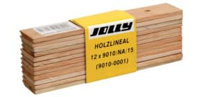 Holzlineal  15 cm Produktbild