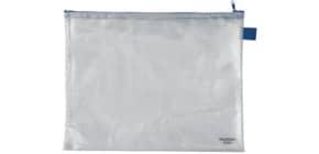 Reißverschlusstasche ÜF A4 transparent VELOFLEX 2704000  355x270mm Produktbild