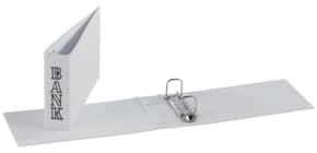 Bankordner 25x14cm weiß DONAU 3706001F-09 Produktbild