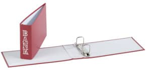 Bankordner 25x14cm weinrot DONAU 3706001F-05 Produktbild