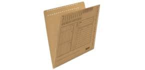 Einstellmappe A4 230g natronbr FALKEN 80004377 Produktbild