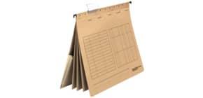 Mehrfach-Hängehefter 230g natron FALKEN 80002363 UniReg Produktbild