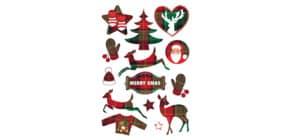 Weihn.Etiketten My Deer HERMA 15271 Decor Produktbild