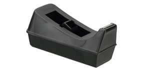 Tischabroller für 33m schwarz Q-CONNECT KF01294 ohne Klebeband Produktbild