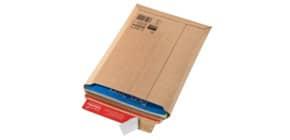 Versandtasche A4+ Wellpappe braun COLOMPAC 30000180 235x340x35mm Produktbild