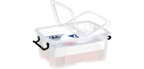 Aufbewahrungsbox Strata transp CEP HW671 2006710110 12 L Produktbild
