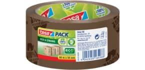 Verpackungsband 50mm 66m braun TESA 58155-0000 bedr.Eco&Stron Produktbild