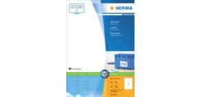 Universaletiketten 297x210mm weiß HERMA 4428 100 Stück permanent haftend Produktbild