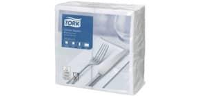 Serviette Zelltuch 150ST 2-lag. weiß TORK 477554 1/8 falz Produktbild