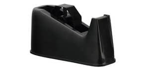 Tischabroller 25mmx66m schwarz Q-CONNECT KF11010 590994 Produktbild