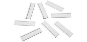 Magnetleiste 60x15mm weiß PLANRECORD 848408 15mm 8ST Produktbild