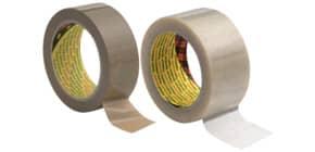 Verpackungsband 38mm 66m braun SCOTCH 6890B386 PVC Produktbild