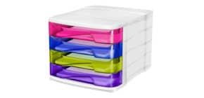 Schubladenbox Ellypse 394HM 16LT CEP Happy 1003940811 Produktbild