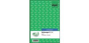 Rechnung A5/2x50BL SIGEL RE525 Produktbild