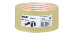 Packband 50mm 66m transparent NOPI 57211-00000-02 Tesapack Produktbild