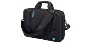 Laptoptasche RPET schwarz LIGHTPAK 46202 Produktbild
