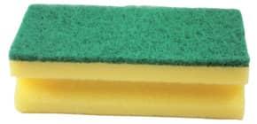 Schwamm gelb/grün 70x150mm 114511 Produktbild