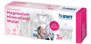 Wasser-Filterpatrone 3er Set weiß BWT 836000 Vida Produktbild