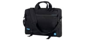 Laptoptasche RPET 3 in 1 schwarz LIGHTPAK 46201 Produktbild