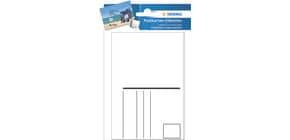 Postkartenetiketten weiß HERMA 7758 95x145mm 10St Produktbild