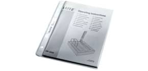 Prospekthülle A5 genarbt LEITZ 47050003 lose Produktbild