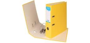 Ordner UWZ A4 7,5cm gelb DONAU 3870298UZ-11 Produktbild